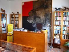 """Interior actual de """"a casa de José Saramago"""""""