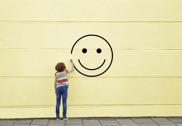 ser positivo la felicidad existe